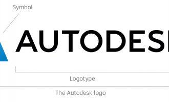 Autodesk Logo 字体