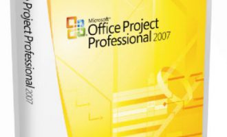 Microsoft Project 2007 官方简体中文版