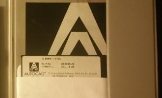 AutoCAD 2.18