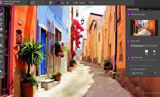 Corel Painter Essentials 7 新手专用的绘画软件