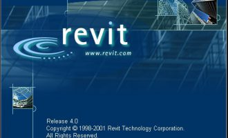 Revit 4.0 官方英文版