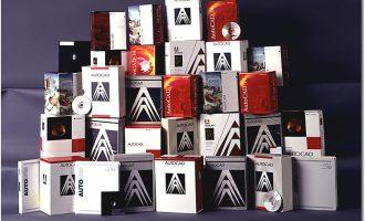 AutoCAD 版本历史